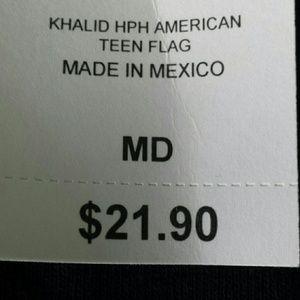 Hot Topic Tops - Khalid American Teen Hot Topic T-Shirt ac28e2a3af93